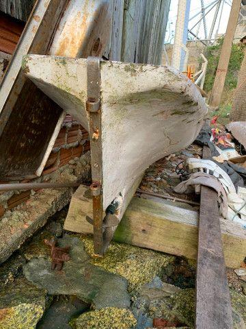 Canoa de madeira - Foto 5