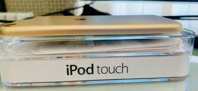 Ipod Touch 6 geração 32 GB Dourado - Foto 3