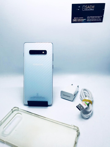 S10 plus 128gb Branco