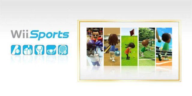 Wii Sports Nitendo Wii Original  - Foto 2