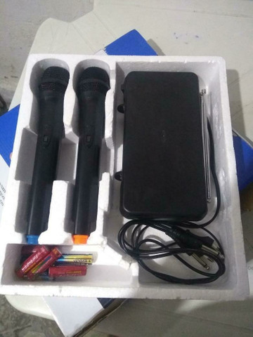 Microfone WVNGR Black Friday - Foto 2