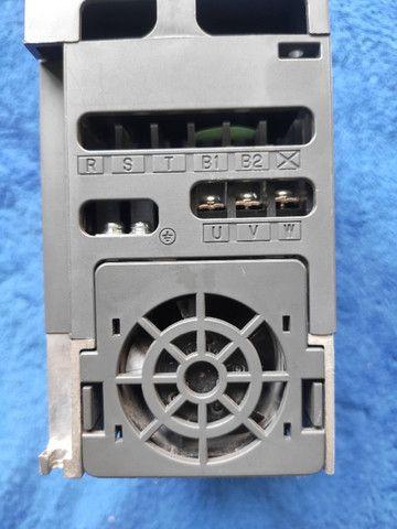Inversor de frequência Sinus M 1,5CV 380V - Foto 2