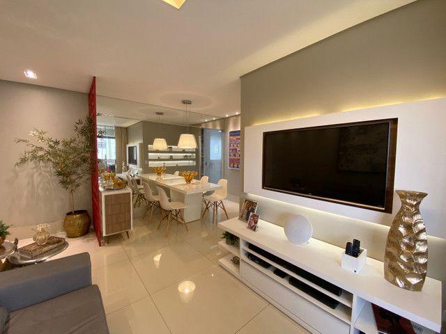 Belíssimo apartamento todo reformado 3 quartos sendo 1 suíte Nova Suíça Ed. Navegantes - Foto 4