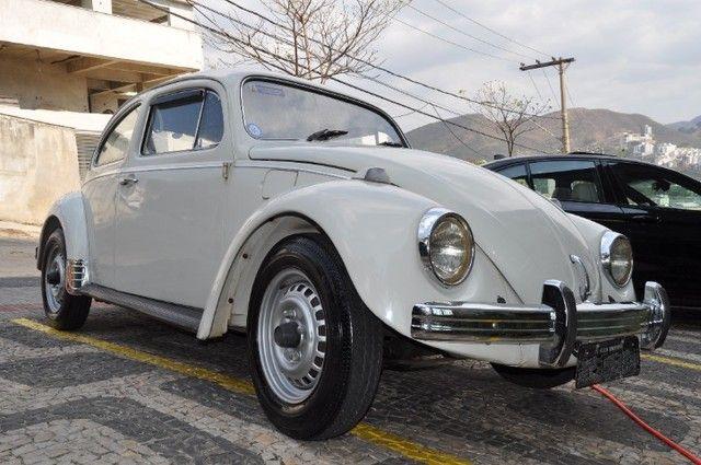 Volkswagen Fusca 79 1.300 Carro de colecionador, placa preta   Nunca foi restaurado. - Foto 8