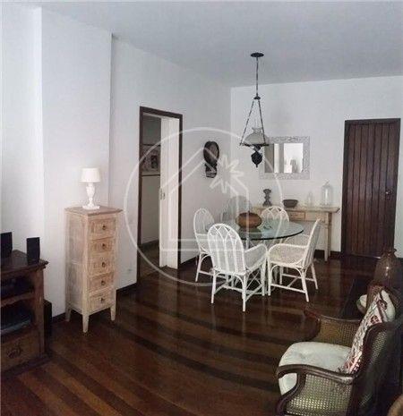 Apartamento à venda com 4 dormitórios em São conrado, Rio de janeiro cod:836786 - Foto 2