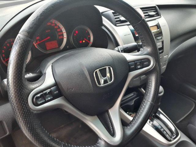Honda City EX 1.5 automático Impecável - 2012 - Foto 10