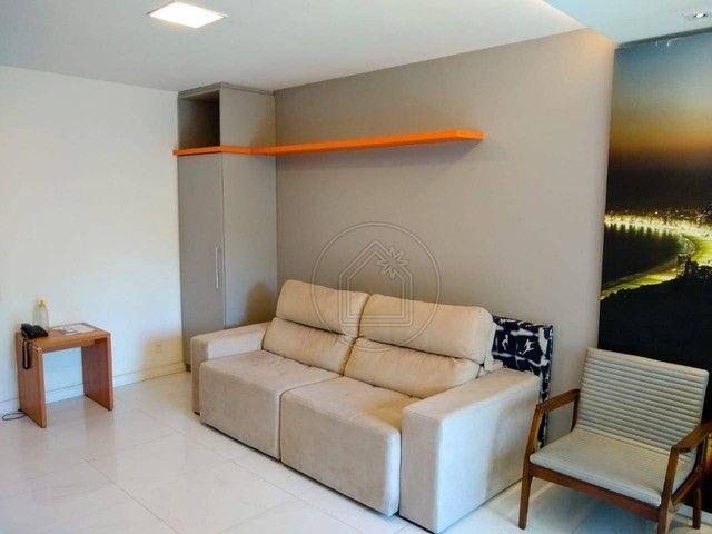 Flat com 1 dormitório à venda, 38 m² por R$ 1.400.000,00 - Leblon - Rio de Janeiro/RJ - Foto 3