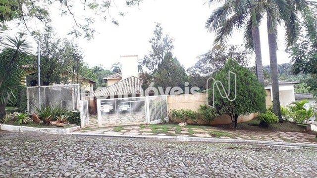 Casa de condomínio à venda com 4 dormitórios em Braúnas, Belo horizonte cod:449007