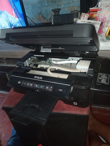 Impressora Epson l375 - Foto 4