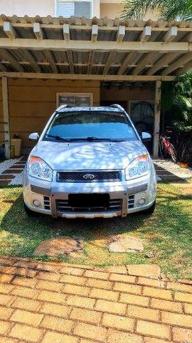 Ford Fiesta Trail completo troco por maior ou menor valor  - Foto 5