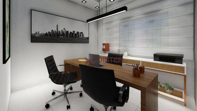 Sobrado com 4 dormitórios à venda, 615 m² por R$ 1.899.000,00 - Condomínio do Lago - Goiân - Foto 15