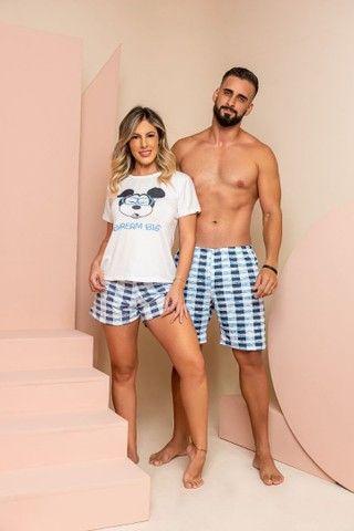 Pijamas CASAL LUXO  - Foto 3