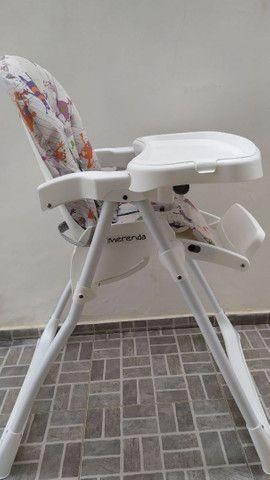 Cadeira de Refeição Papa e Soneca Monstrinhos - Foto 2