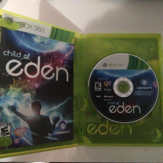 CHILD OF EDEN XBOX 36O ORIGINAL