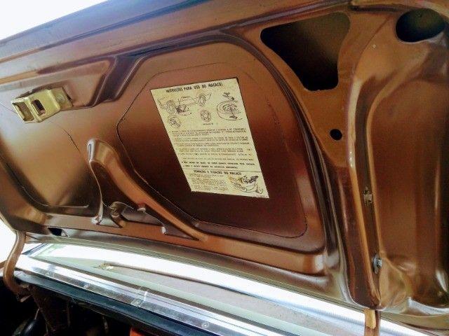 Ford Maverick modelo 1977 original de fábrica  - 2 º dono - Foto 15