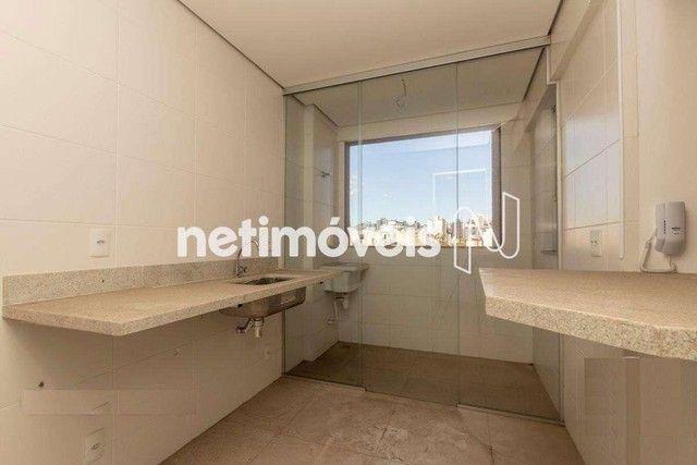 Apartamento à venda com 3 dormitórios em Paquetá, Belo horizonte cod:512906 - Foto 4