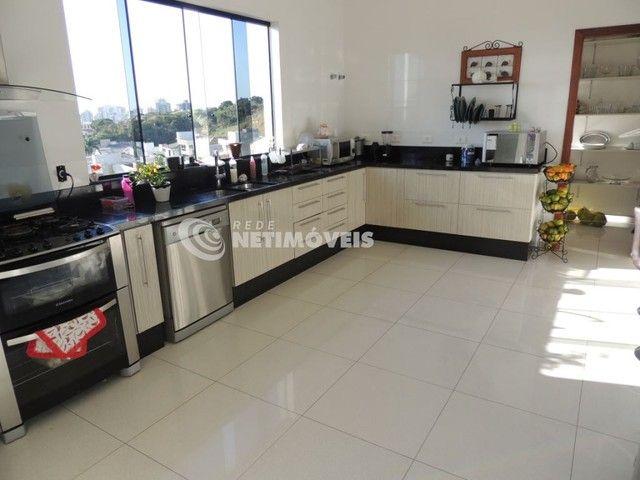 Casa de condomínio à venda com 5 dormitórios em Paquetá, Belo horizonte cod:478247 - Foto 14