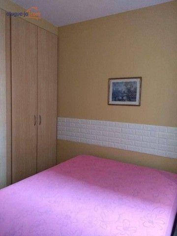 Apartamento com 1 dormitório para alugar, 50 m² por R$ 1.100/mês - Centro - São José dos C - Foto 16