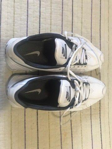 Tênis Nike shox Junior - Tamanho 41 - Foto 5