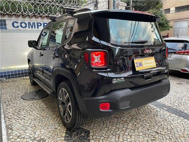 Jeep Renegade 2019 2.0 16v turbo diesel longitude 4p 4x4 automático - Foto 4