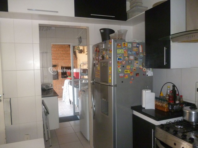 Casa à venda com 3 dormitórios em Castelo, Belo horizonte cod:54522 - Foto 11