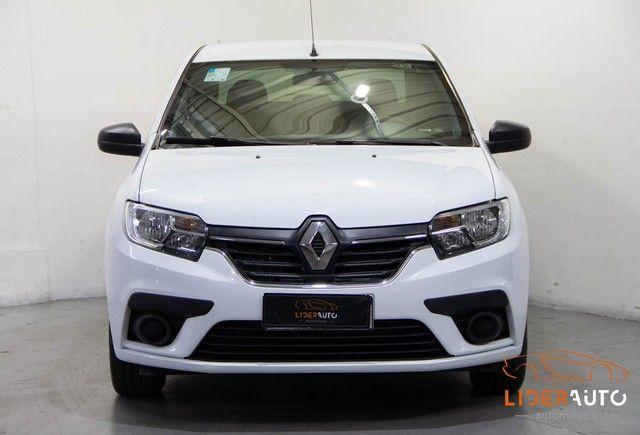 Renault Logan Life 1.0 12V SCe (Flex) - Foto 2