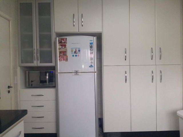 Apartamento Mobiliado com 4 dormitórios para alugar, 239 m² por R$ 5.000/mês - Chácara Urb - Foto 13