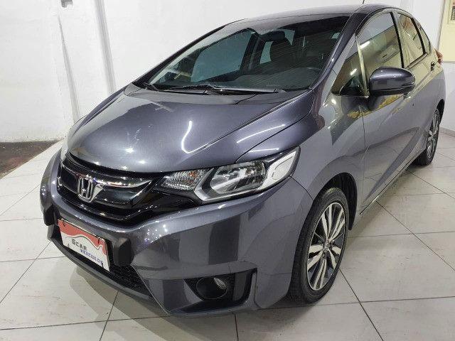 Honda fit 1.5 exl cvt automatica completo - Foto 16