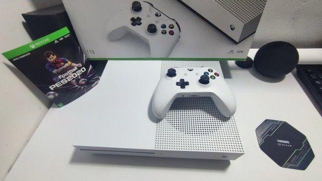 Xbox One S 1TB 4K com Jogo - Foto 3