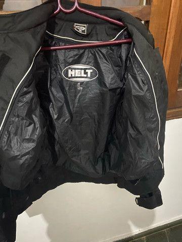 Jaqueta de motoqueiro  - Foto 3