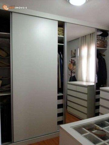Apartamento à venda com 4 dormitórios em Castelo, Belo horizonte cod:44168 - Foto 2