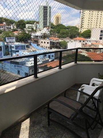 Apartamento Mobiliado com 4 dormitórios para alugar, 239 m² por R$ 5.000/mês - Chácara Urb - Foto 2