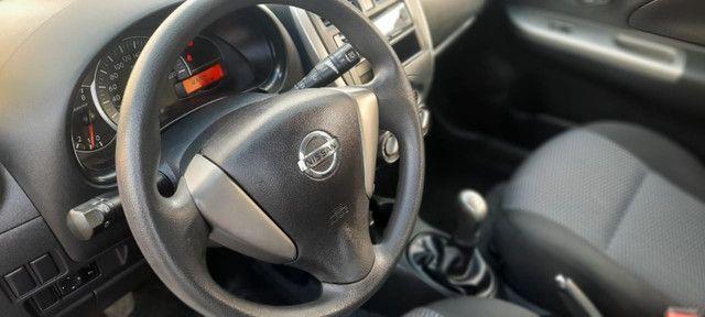 Nissan March S 1.0 2015 ent. + R$849,00 mês - Foto 12