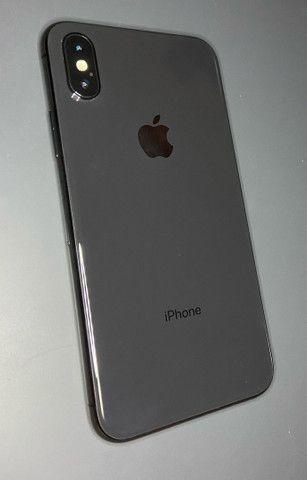 IPhone X 64gb/troco em iPhone 7 ou superior + volta