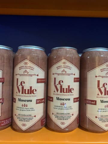 Moscow Mule 473ml