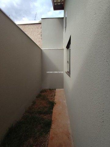 CAMPO GRANDE - Casa Padrão - Jardim Batistão - Foto 16