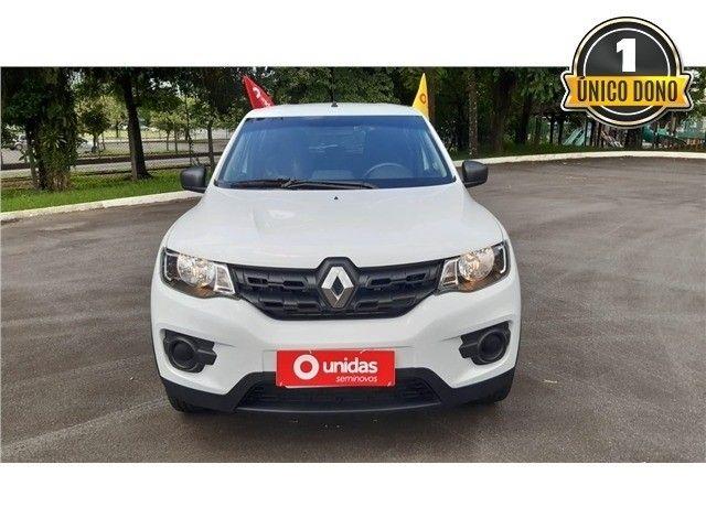 Renault Kwid Zen 1.0 2020 - Foto 2