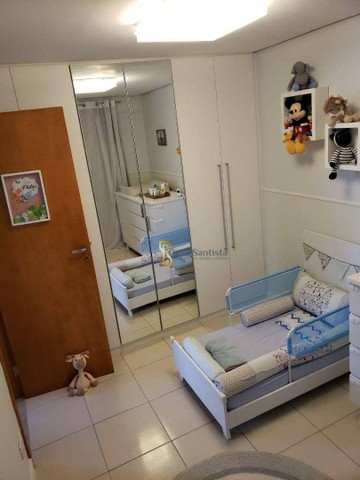 Apartamento com 2 dormitórios à venda, 70 m² por R$ 485.000,00 - Aparecida - Santos/SP - Foto 13