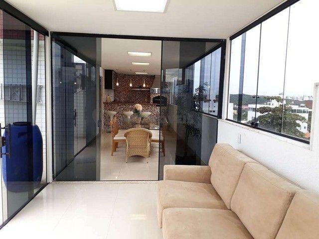 Apartamento à venda com 4 dormitórios em Liberdade, Belo horizonte cod:394024 - Foto 4