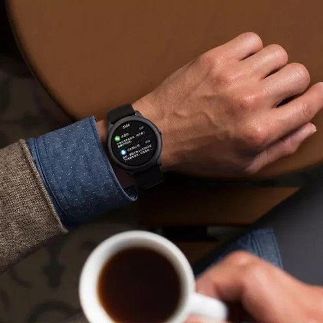 Pronta Entrega Original Relogio Smartwatch Haylou Ls05 Xiaomi