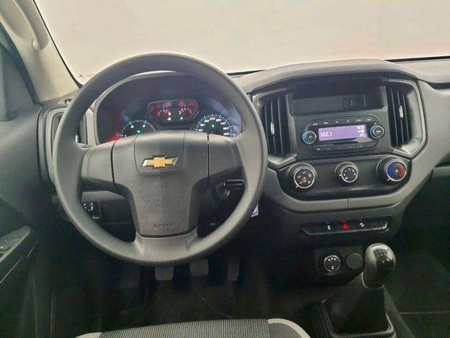 S10 LS 2.8 Turbo Diesel 4x4 manual 2020 // 7.500KM // extra - Foto 7