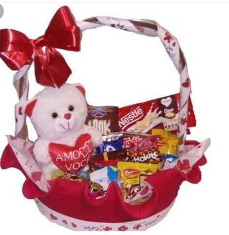 Surpreenda em especial / com cestas para presentear com amor e carinho *.  - Foto 3
