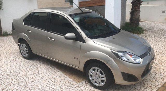 Fiesta Sedan 1.6 completo 2013