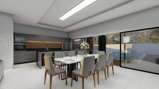 Sobrado com 4 dormitórios à venda, 615 m² por R$ 1.899.000,00 - Condomínio do Lago - Goiân - Foto 12