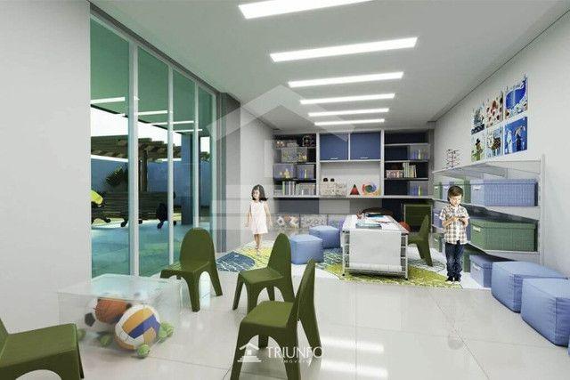 66 Apartamento 78m² com 03 quartos no Ininga, mobiliado, Não perca! (TR8822)MKT - Foto 5