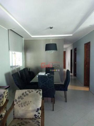Casa com 3 dormitórios à venda, 200 m² por R$ 430.000,00 - Campo Redondo - São Pedro da Al - Foto 2