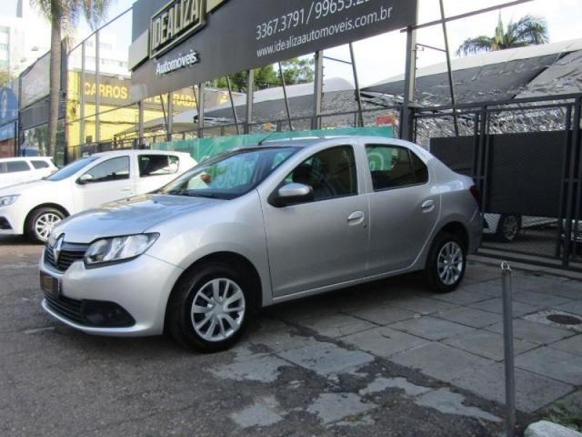 Renault LOGAN Expression Flex 1.0 12V 4p - Foto 5
