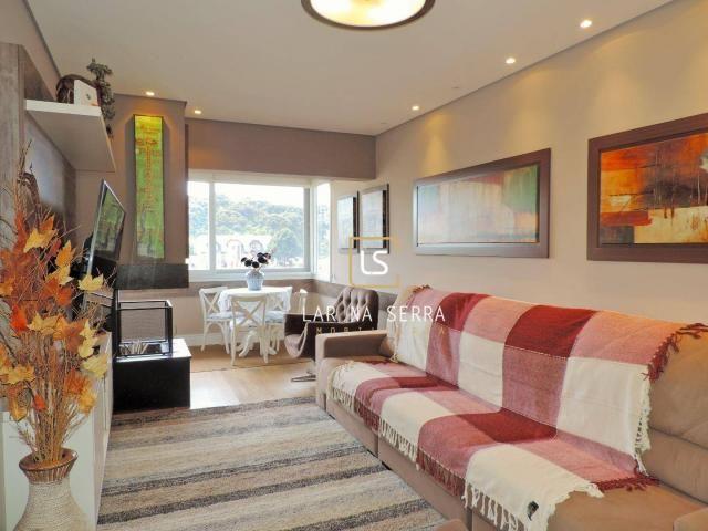Apartamento com 4 dormitórios à venda, 194 m² por R$ 1.400.000,00 - Centro - Canela/RS - Foto 2
