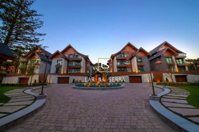 Apartamento com 3 dormitórios à venda, 506 m² por R$ 6.505.008,56 - Planalto - Gramado/RS - Foto 2