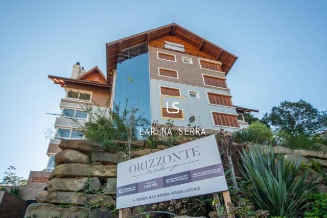 Apartamento com 3 dormitórios à venda, 199 m² por R$ 3.000.080,00 - Centro - Gramado/RS - Foto 7
